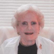 Mary Geraldine White Hanson