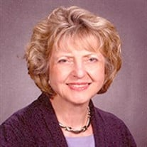 Mrs. Rosalie Helen Carlson