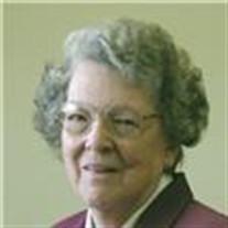 Sister Clarice Cunningham