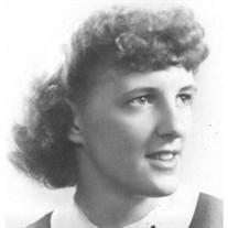 Beverly Ann Dalzell