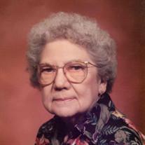 Myrtle Mae Bergquist