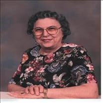 Dorothy Nelda Richardson