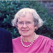 Mildred Hayman DeLoach