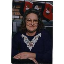 Billie Frances Holcomb