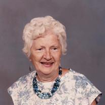 Martha Aldrich