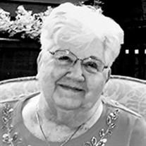 Mrs. Cornelia Petronella Aponas