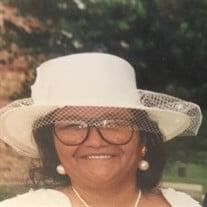 Mrs. Jettie Mae Evans