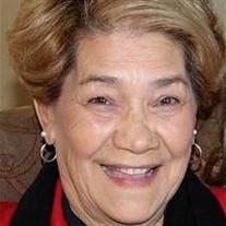 Linda Mae Matherne Pertuit