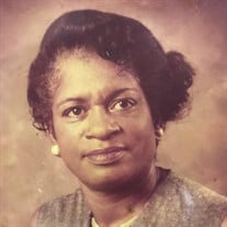 Mrs. Bessie Mae Boges