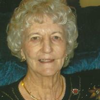 Bernice Earline Martin Garber