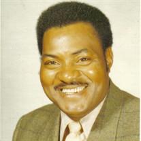 Mr. Adral G. Madison Sr.