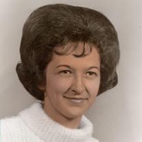 """Elizabeth Jeanne """"Betty"""" Deaton"""