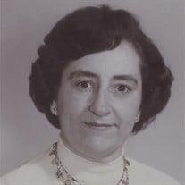 "Margaret ""Peggy"" Joan Brennan"