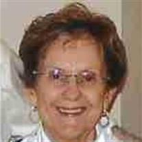 Mrs Idabel M. Pitts