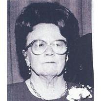 Geneva Clark Culpepper