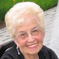 Muriel Helen Hendricks