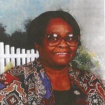 Mrs. Mae Frances Temple Jennings