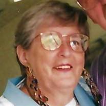 Mrs. Margaret Katharine Visser