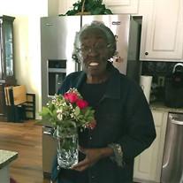 Mrs. Rosia Lee Donaldson Williams
