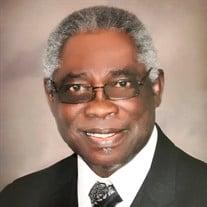 Rev.  Eddie  Lee  Burnett  Sr.