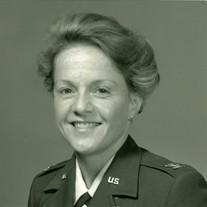 Col. Luvina (Joni) Triplett (USAF)