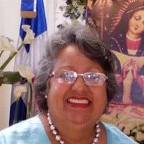 Mrs. Constancia Maria Fernandez Batista