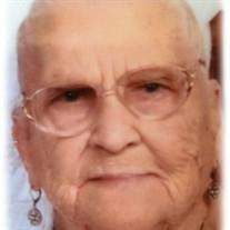 Annie Gertrude Frazier, 94, Cumberland City, TN