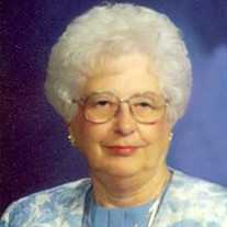 Norma Geraldine Payne (Lebanon)