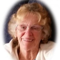 Elsie Marie Mahaffey