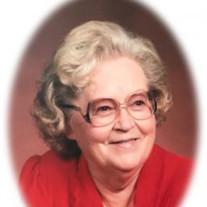 Alma Louise Morgan