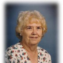 Maude Geraldine Metcalf