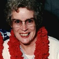 Patricia Faye Salisbury