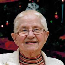 Mrs. Viola Marie Tramer
