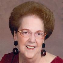 Bertha Ann Ancelet Matt