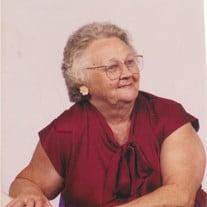 Margaret Rebecca (Dunn)  Taylor