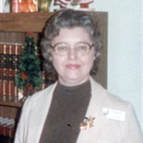 Virginia Caroline Gourley