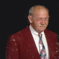 "Jerry ""Smurf"" Patrick Mathes, Sr"