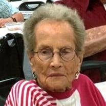 Mary L.(Beanie) Redmon