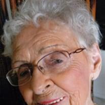 Gladys Elizabeth Stewart