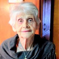 Mrs. Gwendoline Ann Rosenstiehl