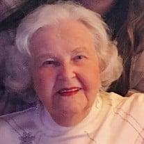 Betty Washington Wagner