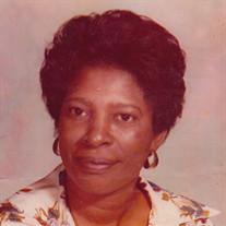 Faye Elizabeth Waters