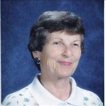 Patricia Ann Sterett