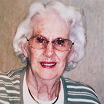 Mrs. Lois Ione Burton