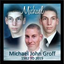 Michael John Groff
