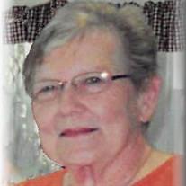 Mrs. Jeanene Garrison Nichols