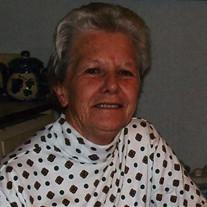 Frances Wray Scott