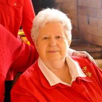 Patsy Joan Nelson Burnes