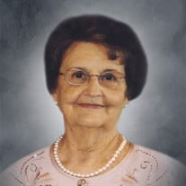 Mrs. Ann Brooks Marcengill