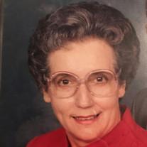 Mrs. Martha Elizabeth Tootle Burnsed